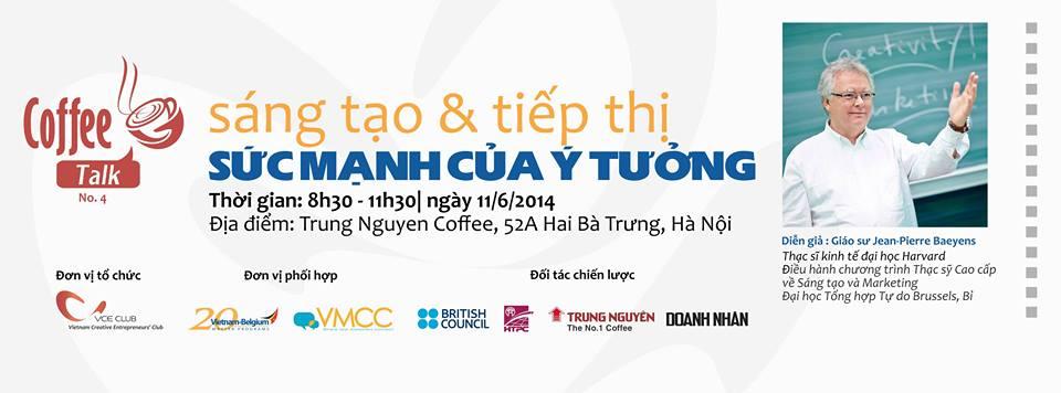 event sang tao & tiep thi