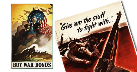 american propaganda ww2