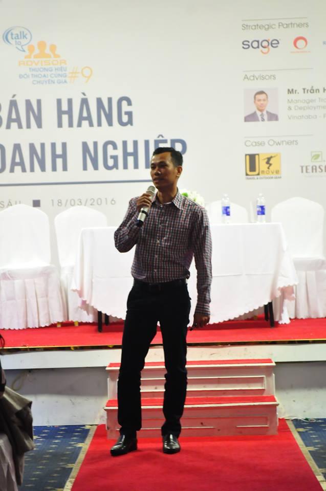 Ông Trần Hữu Đạt