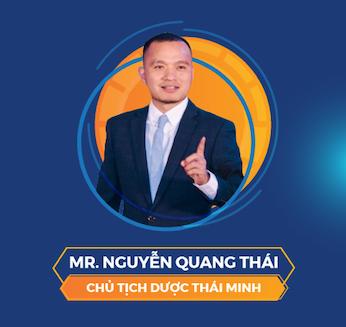 Nguyễn Quang Thái - Dược Thái Minh