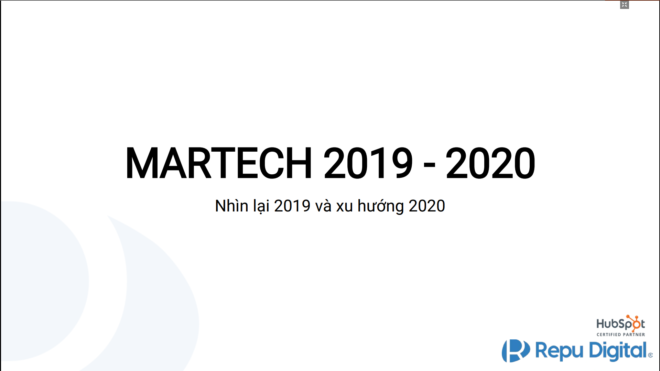 VMCC-Táo Marcom 2019-Review 04-Martech 2019-Speaker Lai Tuan Cuong-Repu Digital